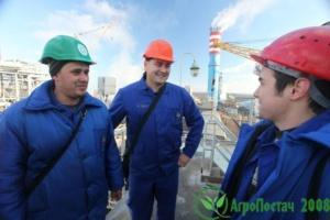 Черкасскому ПАО Азот исполнилось 50 лет.