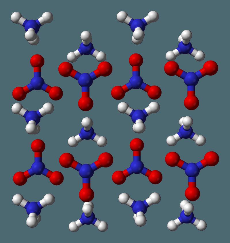 Nitrat ammonija
