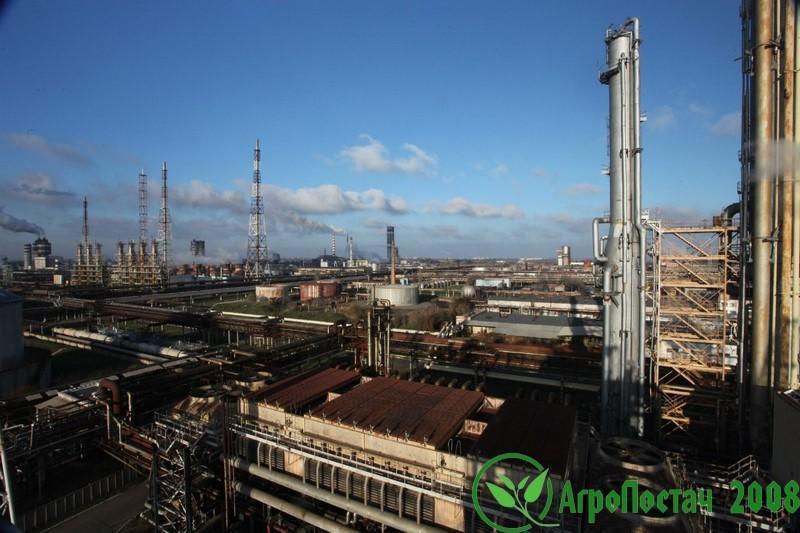 Минеральные удобрения, завод