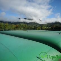 Гибкие резервуары для технической воды